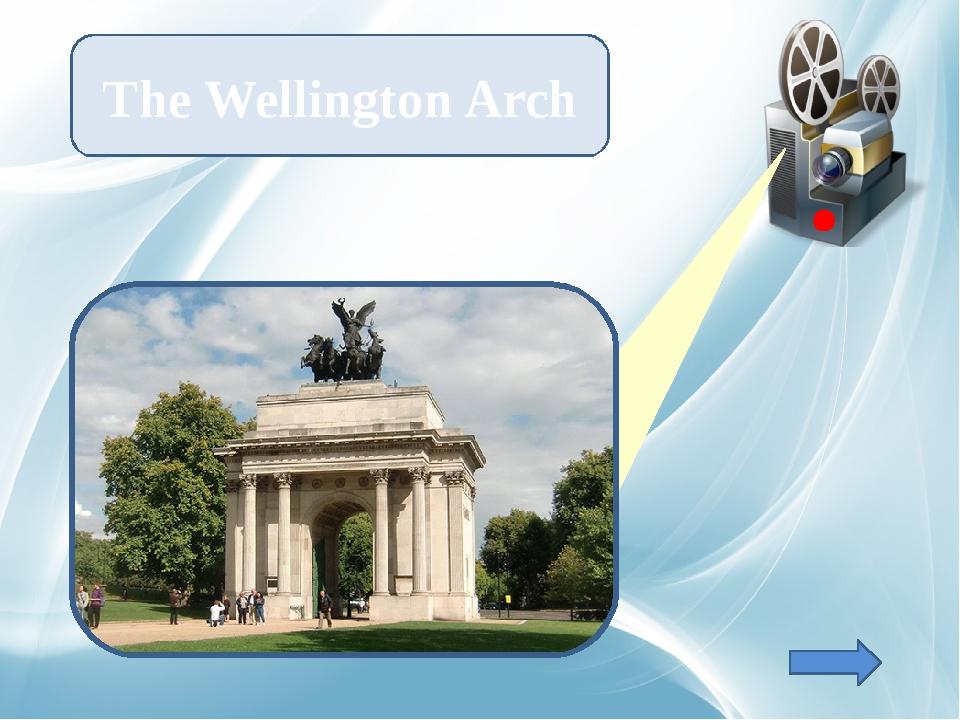 The Wellington Arch