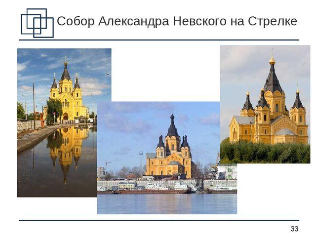 Собор Александра Невского на Стрелке *