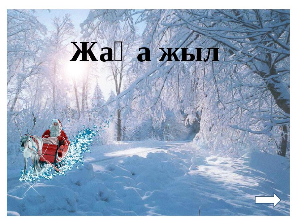 Жаңа жыл