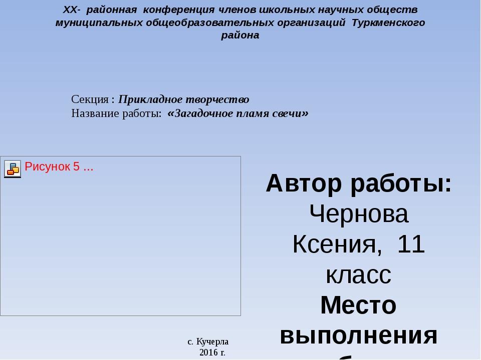 XX- районная конференция членов школьных научных обществ муниципальных общеоб...