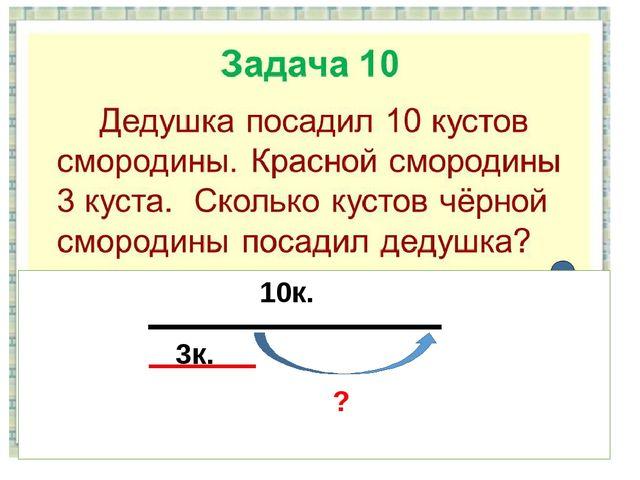 10к. 3к. ?