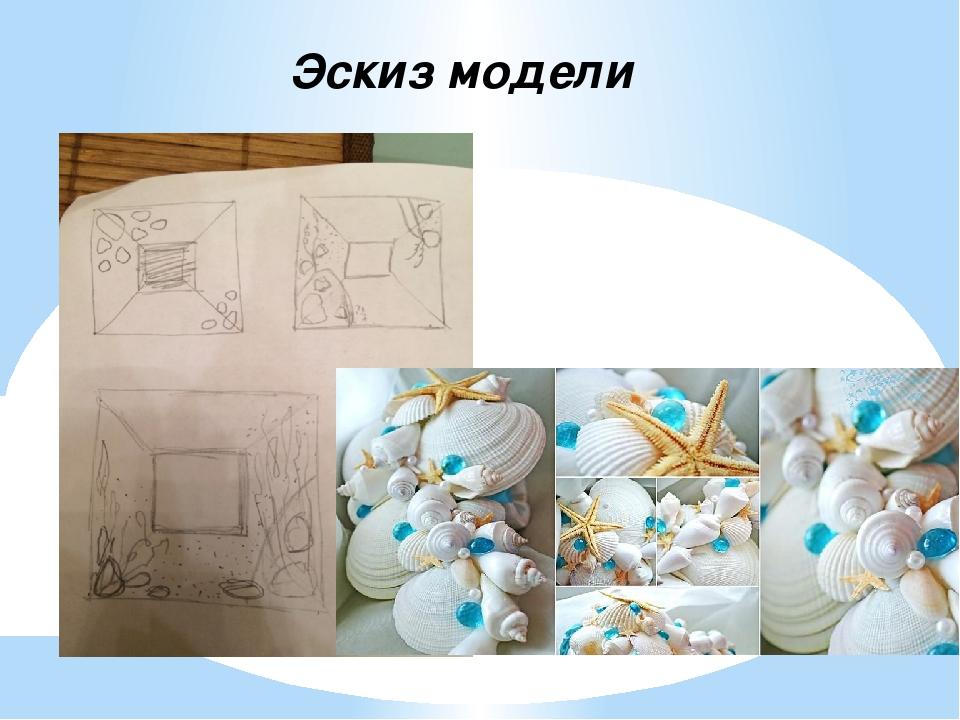 Эскиз модели