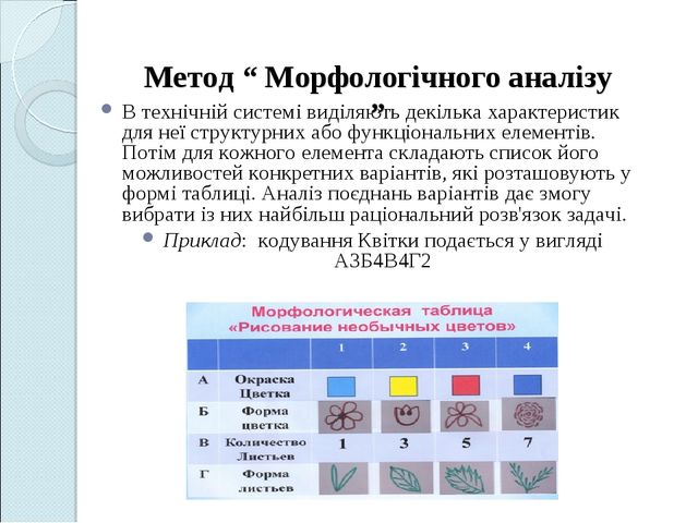 В технічній системі виділяють декілька характеристик для неї структурних або...