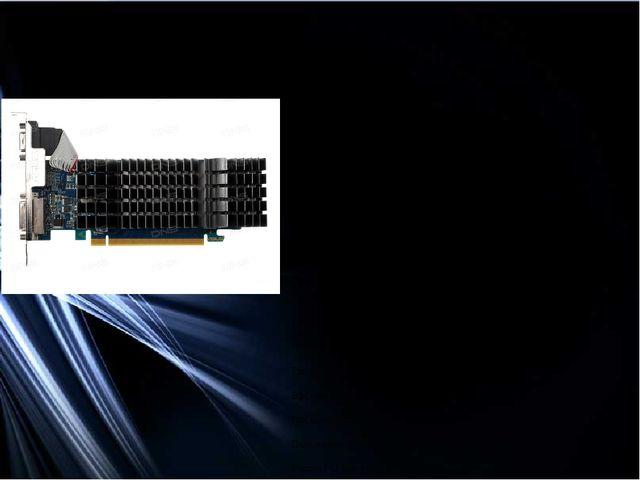 Видеокарта ASUS GeForce GT 610 Общие параметры Типвидеокарта МодельASUS GeF...