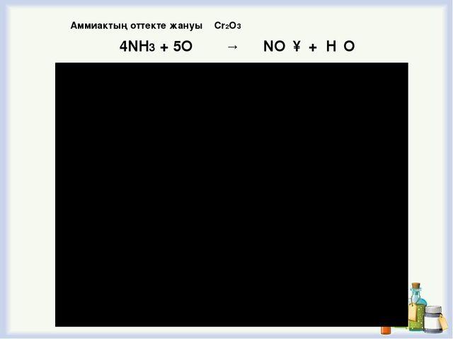 Тапсырма – 3 Көлемі 56л қ.ж. азот сутектің артық мөлшерімен әрекеттесті. Түзі...