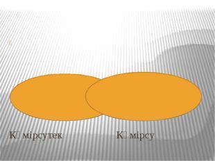 Венн диаграммасы Көмірсутек Көмірсу