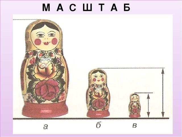 М А С Ш Т А Б