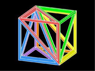 1.Если вершины АВDA1 параллелепипеда ABCDA 1B 1C 1D1 являются вершинами тетр