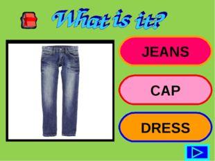 JEANS CAP DRESS