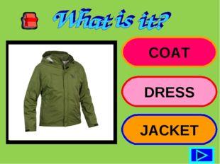 COAT DRESS JACKET