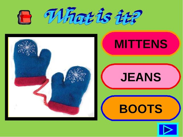 MITTENS JEANS BOOTS