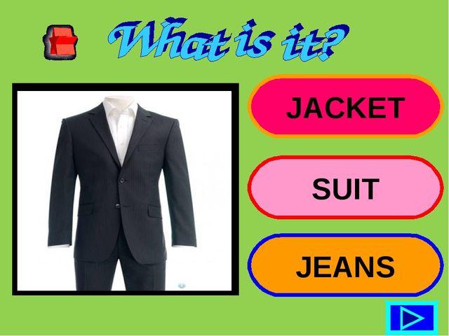 JACKET SUIT JEANS