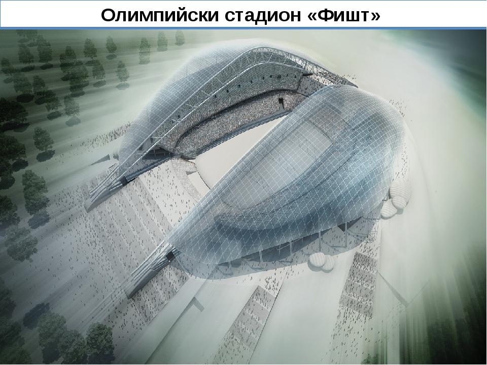 Олимпийски стадион «Фишт»