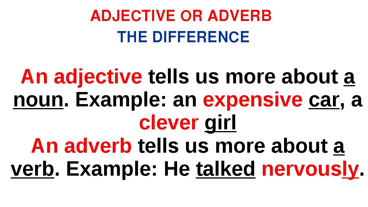 Adverb Adjective Essay Help Tqassignmentuhomemiumgraphics