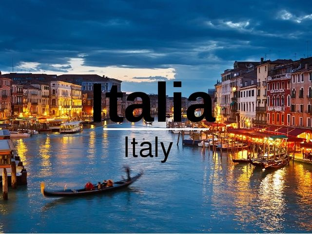 Italia Italy