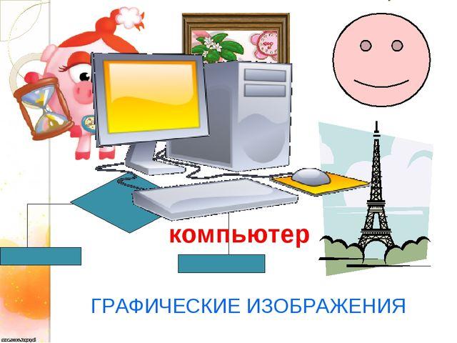 ГРАФИЧЕСКИЕ ИЗОБРАЖЕНИЯ компьютер