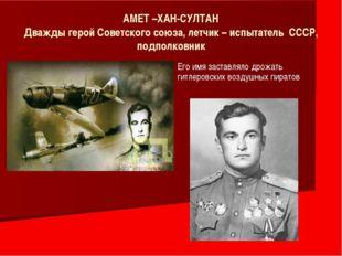 Единственным дагестанцем - дважды Героем Советского Союза является летчик - а