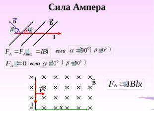 ЗАДАЧА Какова индукция магнитного поля, в котором на проводник с длиной актив