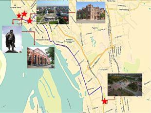 Научная библиотека Краеведческий музей Парк им. Ю.Гагарина ул. Муравье