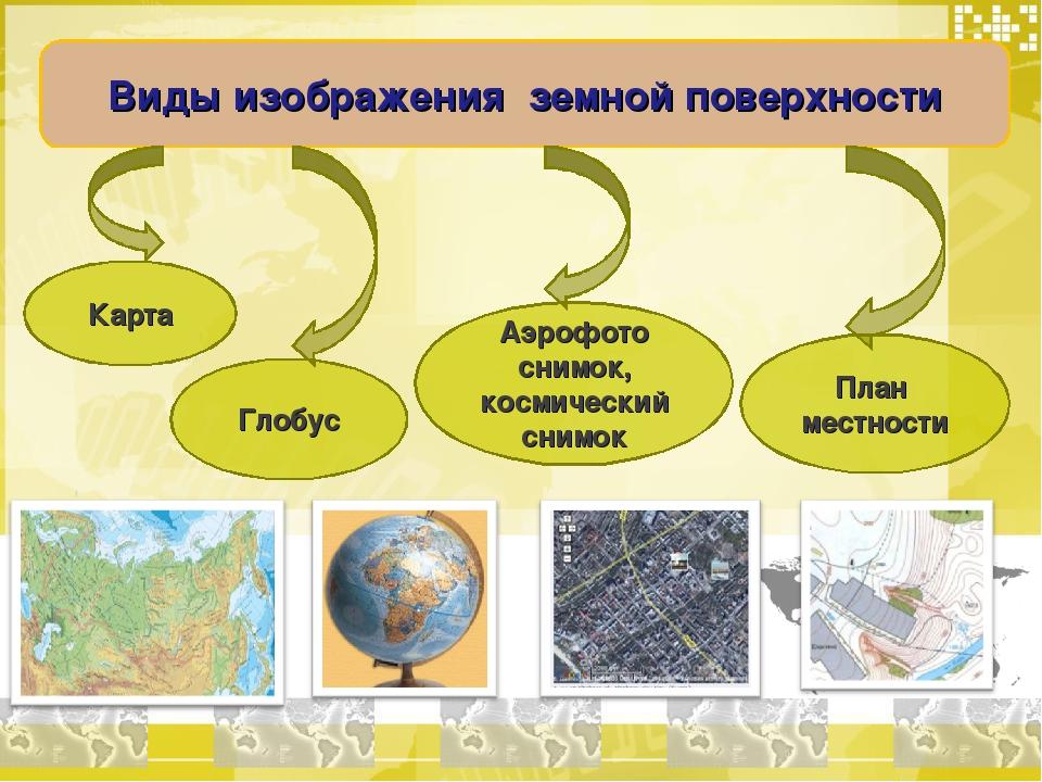 Карта Глобус Аэрофото снимок, космический снимок План местности Виды изображе...