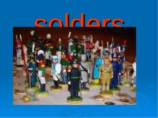 solders