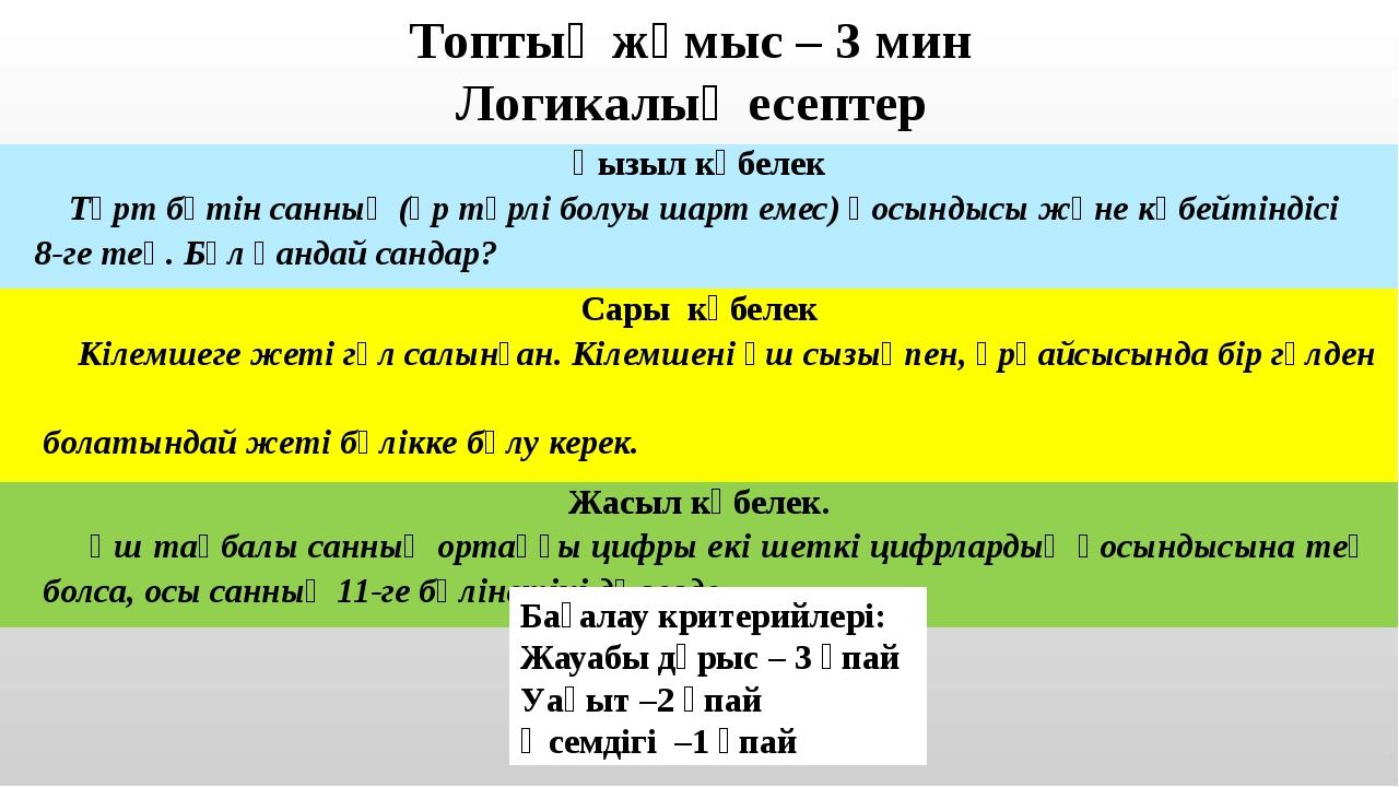 Уақытылы білім алмасаң, іске қолың жетпейді Ж. Баласағұн