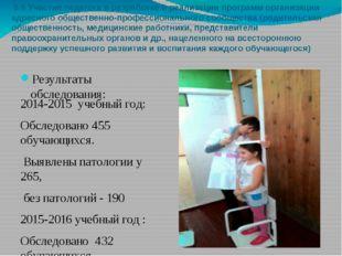 5.6 Участие педагога в разработке и реализации программ организации адресног