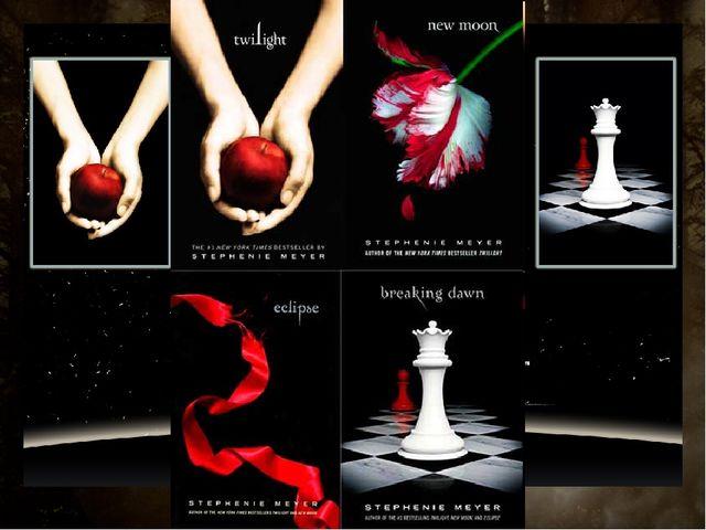 Contest Twilight saga film consists of 4 parts: Twilight New Moon Eclipse Bre...