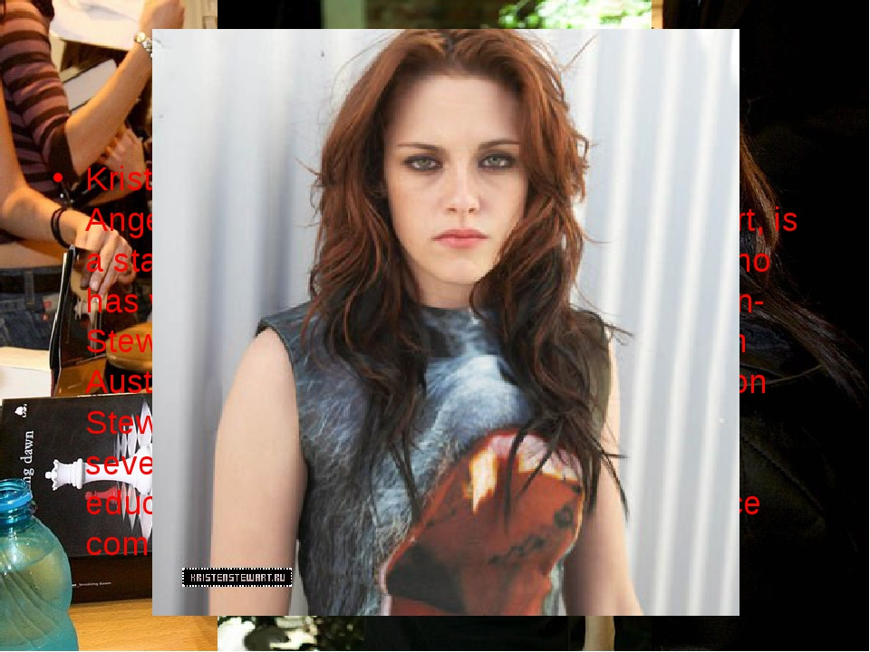 Early life Kristen Stewart was born and raised in Los Angeles, California. He...