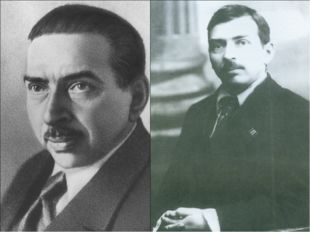 М.П. Томский В 1922-1929 гг. – председатель ВЦСПС. Совместно с И.В. Сталиным,