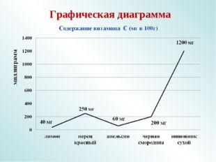 Графическая диаграмма