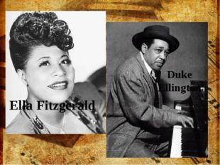 Duke Ellington Ella Fitzgerald