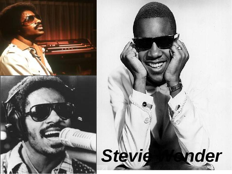 B.B. KING Stevie Wonder