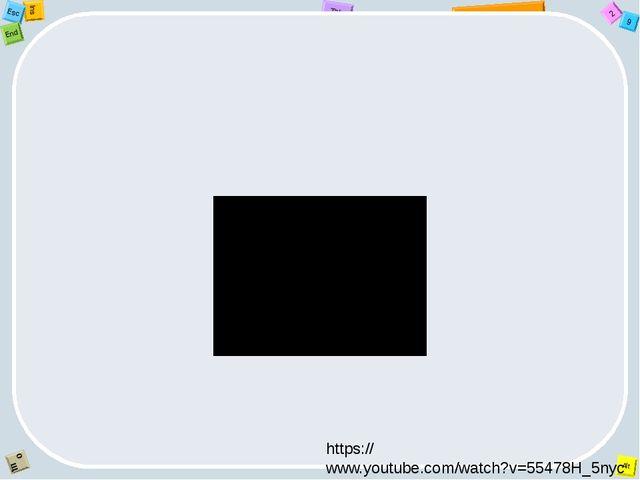 https://www.youtube.com/watch?v=55478H_5nyc 2 Tab 9 Alt Ins Esc End O Щ Если...