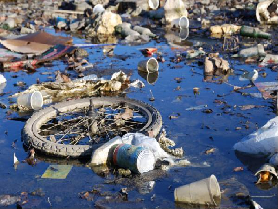 Water Pollution in Cambodia