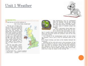 Unit 1 Weather