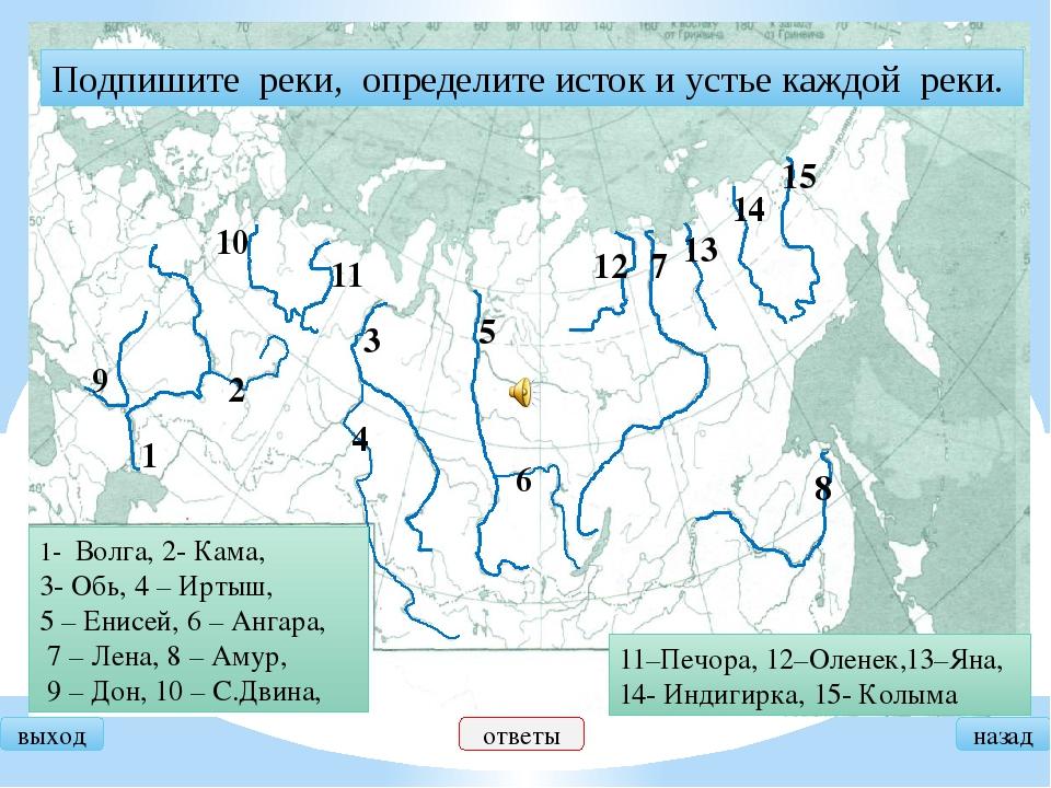 Где находиться на карте река печора 51