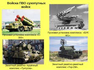 Пусковая установка комплекса «БУК -М1». Войска ПВО сухопутных войск Пусковая