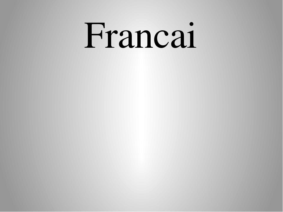 Francai