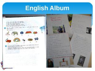 English Album