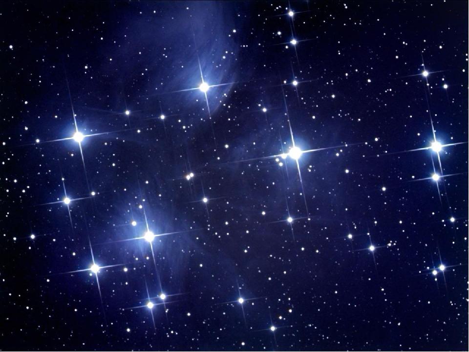 Картинки про звездное небо для детей