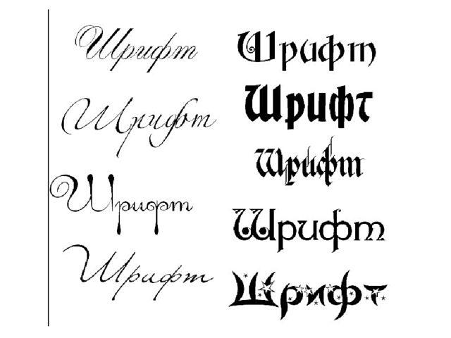Как известно, все буквы алфавита имеют свою форму, а вместе с тем в назначени...