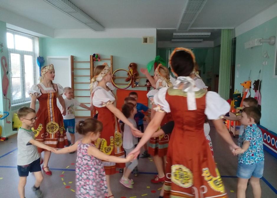 Сценарии по проведению народных гулянии