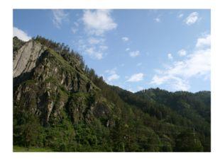 Солтүстік тау бөлігінің жоталары Оңтүстік тау бөлігінің жоталары Тарбағатай (