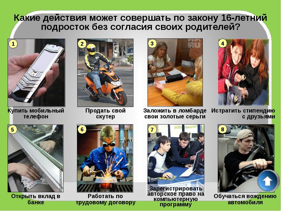 Реши задачу 5 В день своего совершеннолетия Сергей познакомился с гражданкой...