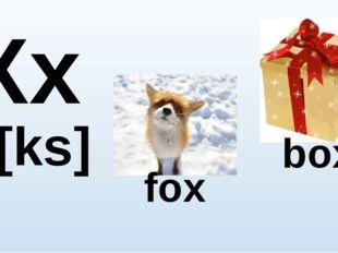 Xx [ks] box fox