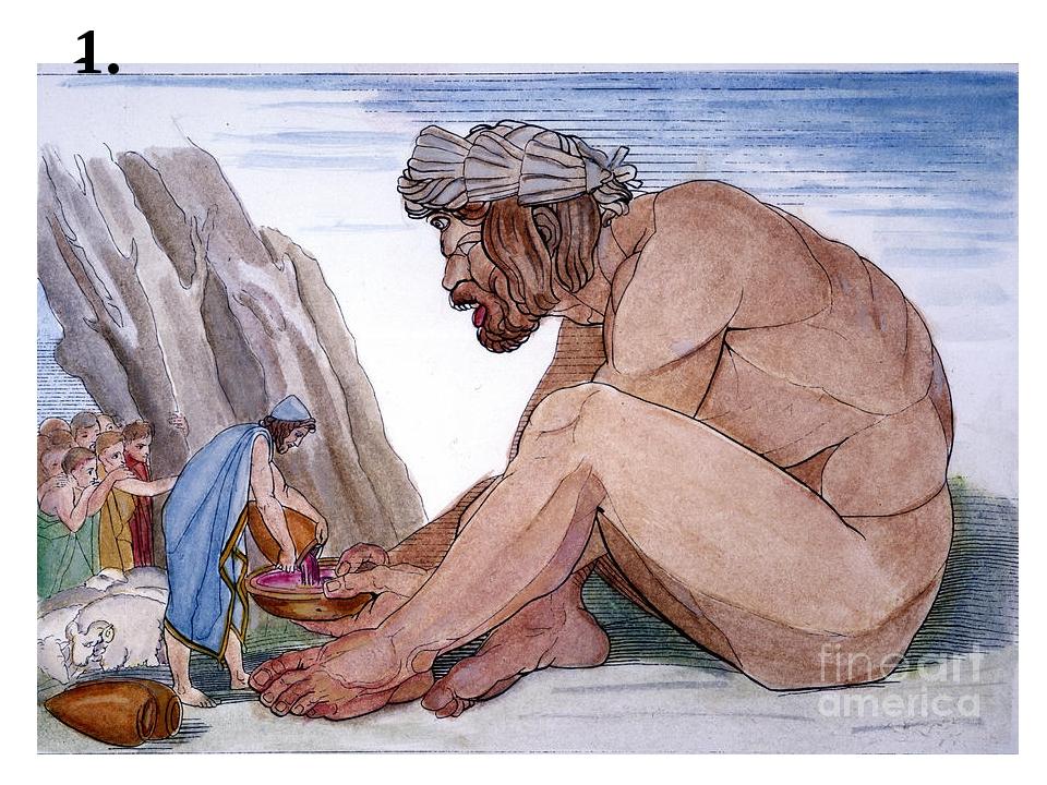 Картинка к одиссее гомера
