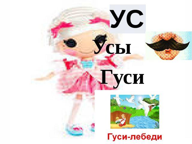 Гуси Усы УС