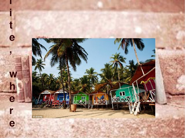 Goa-ing for it on a winter break to India-lite, where endless beaches soothe...