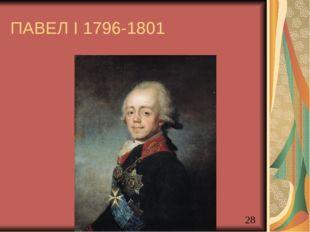 ПАВЕЛ I 1796-1801 Акользин 2004г.